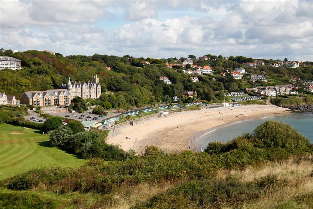 Langland-Bay-from-the-golf-course